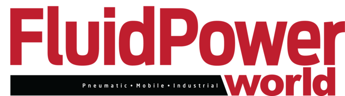 Fluid Power World Logo Red